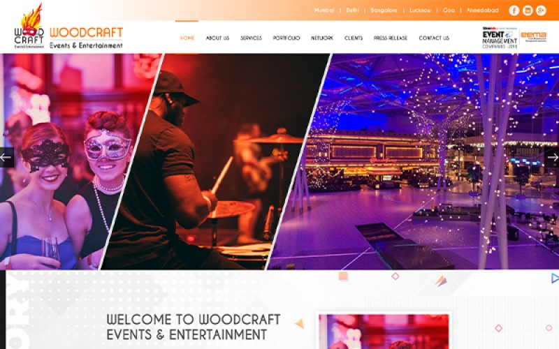 Woodcraft Events